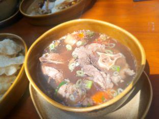 Foto 1 - Makanan(Sop Buntut Kuah) di Jenderal Kopi Nusantara Buwas oleh Fika Sutanto