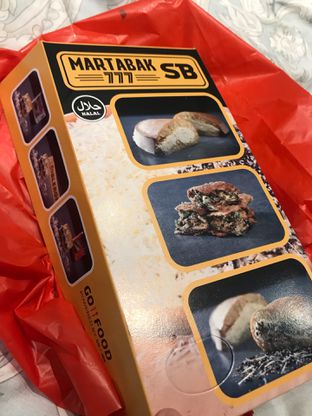 Foto 1 - Makanan di Martabak 777 Kelapa Gading oleh @eatfoodtravel