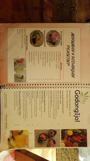 Foto review Pecel Pincuk Godong Ijo oleh Makan2 TV Food & Travel 7