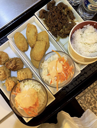Foto - Makanan di HokBen (Hoka Hoka Bento) oleh @qluvfood