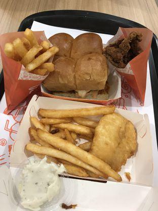 Foto 1 - Makanan di Smack Burger oleh Kami  Suka Makan