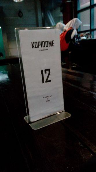 Foto Interior di Kopidome