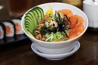 Foto Makanan di Sushi Tengoku