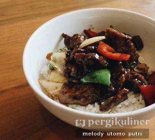 Foto 1 - Makanan(sapi lada hitam rice bowl) di Tapao oleh Melody Utomo Putri