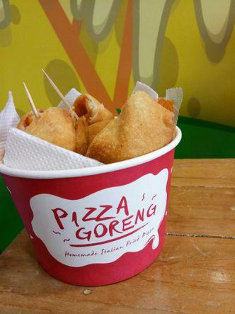 Foto Makanan di Pizza Goreng Indosaji