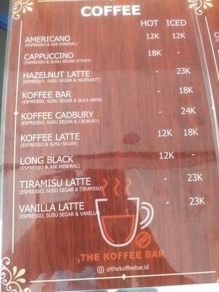 Foto review The Koffee Bar oleh Jonathan Kristian 1
