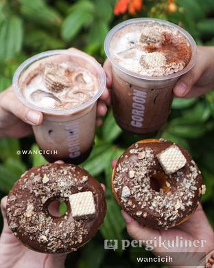Foto review Gordon Donuts & Coffee oleh Wanci | IG: @wancicih 1