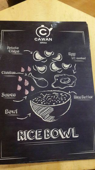 Foto 5 - Menu di Cawan Kitchen oleh NOTIFOODCATION Notice, Food, & Location