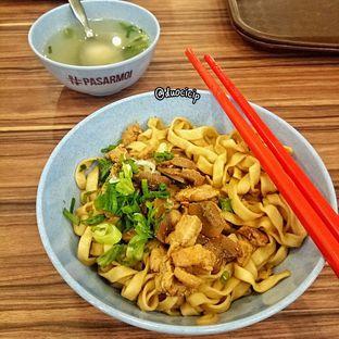 Foto 1 - Makanan(Bakmi Ayam Jamur) di Bakmi Terang Bulan (Sin Chiaw Lok) oleh felita [@duocicip]