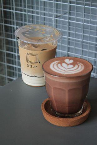 Foto review Socius Coffee House oleh Prido ZH 11