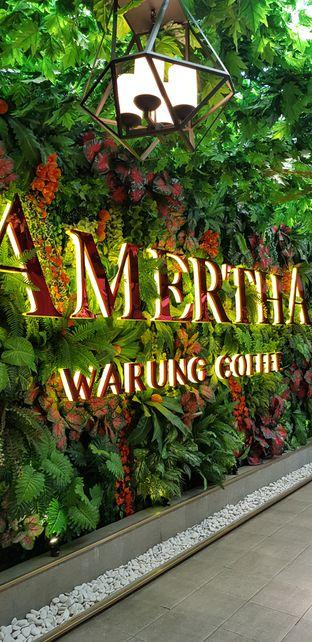 Foto 1 - Interior di Amertha Warung Coffee oleh Avien Aryanti