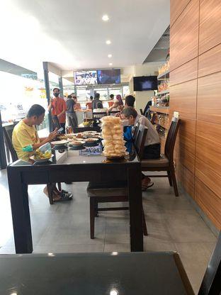 Foto 2 - Interior di RM Padang Bu Mus oleh Rurie