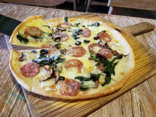 Foto 1 - Makanan di Milan Pizzeria Cafe oleh Theodora