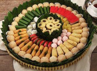 Ini 7 Jajanan Tradisional yang Selalu Muncul Pada Kue Tampah