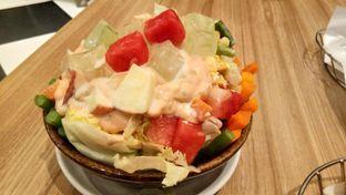 Foto 4 - Makanan(Salad) di Pizza Hut oleh Komentator Isenk