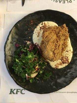 Foto review KFC Naughty by Nature oleh Prido ZH 2