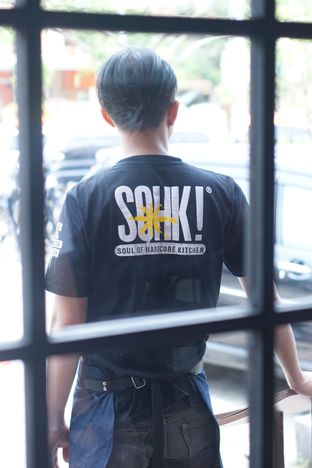 Foto 7 - Interior di SOHK! Soul Of Hardcore Kitchen oleh Nanakoot