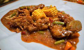 Ayam Sawce