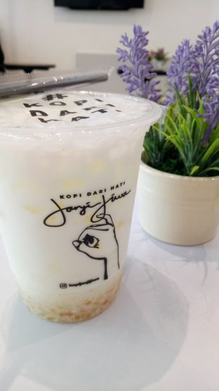 Foto 2 - Makanan(es yoghurt yuzu) di Kopi Janji Jiwa oleh maysfood journal.blogspot.com Maygreen