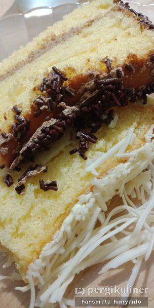 Foto review Sponji Traditional Spongecake oleh Hansdrata.H IG : @Hansdrata 1