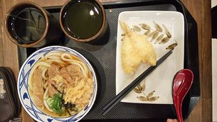 Foto 4 - Makanan di Marugame Udon oleh yudistira ishak abrar