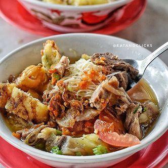 Foto Makanan di Soto Mie Cemara