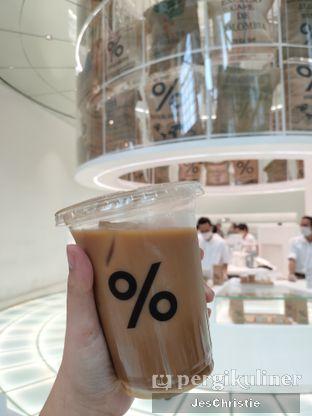 Foto 4 - Makanan(Spanish Latte (Ice)) di %Arabica oleh JC Wen