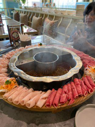 Foto 5 - Makanan di Chongqing Liuyishou Hotpot oleh Maria Marcella