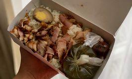 Nasi Campur Panggang Hokkie