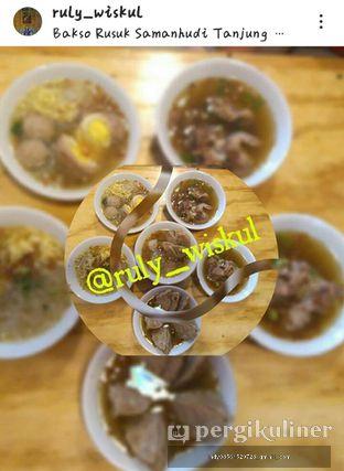 Foto 3 - Makanan di Bakso Rusuk Samanhudi oleh Ruly Wiskul