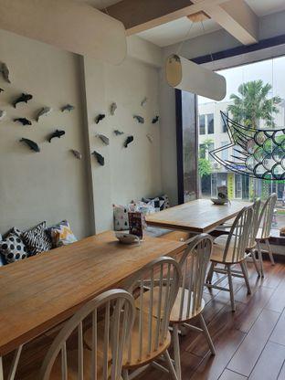 Foto 5 - Interior di Fukudon Coffee N Eatery oleh seeblings consum