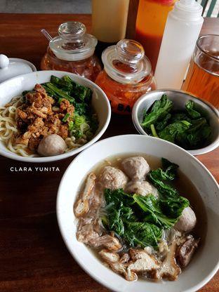 Foto review Bakso So'un & Mie Ayam TTD.47 oleh Clara Yunita 1