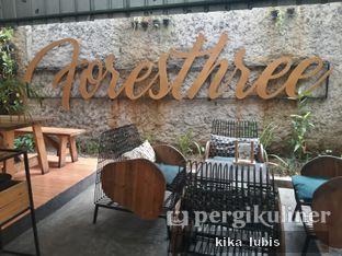 Foto review Foresthree oleh Kika Lubis 7