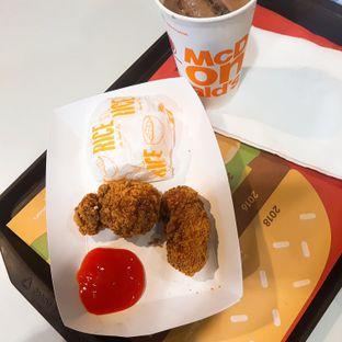 Foto review McDonald's oleh El Yudith 2