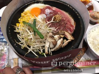Foto Makanan di Pepper Lunch Express