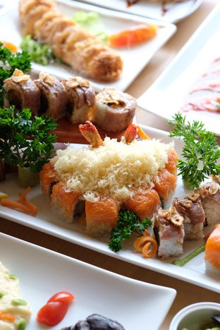 Foto 6 - Makanan di Umamya Sushi oleh Stefanus Hendra
