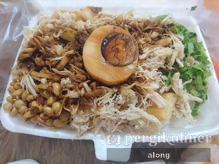 Foto 6 - Makanan(Bubur Lengkap) di Bubur Ayam Bandung Pajajaran oleh #alongnyampah