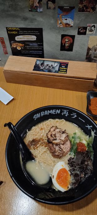 Foto 1 - Makanan di Sai Ramen oleh Joshua Theo