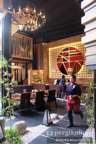 Foto 4 - Interior di Okuzono Japanese Dining oleh EATBITESNAP // Tiffany Putri