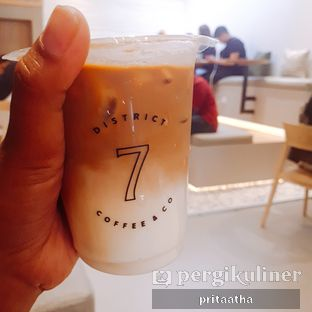 Foto review District 7 Coffee oleh Prita Hayuning Dias 1