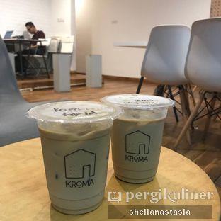 Foto 2 - Makanan(Cappuccino) di KROMA oleh Shella Anastasia