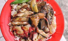 Nasi Campur Kong Hu Pay
