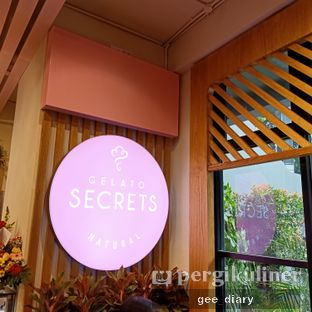 Foto 4 - Interior di Gelato Secrets oleh Genina @geeatdiary