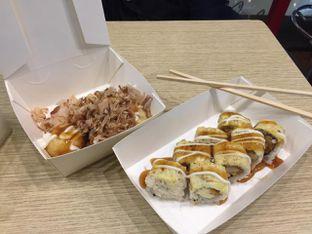 Foto 1 - Makanan di Tako 'n Sushi Box oleh Makan Terus