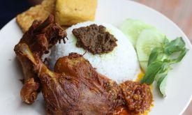 Pak Qomar - Bebek & Ayam Goreng