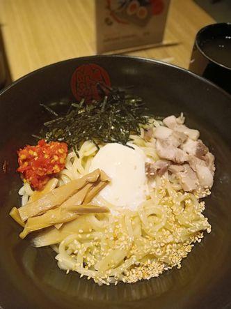 Foto Makanan di Abura Soba Yamatoten