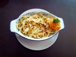 Foto 3 - Makanan(Baked pasta) di Rumah Lezat Simplisio oleh Nabila