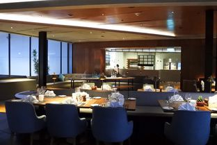 Foto 17 - Interior di Sea Grain Restaurant & Bar - Double Tree by Hilton Hotel Jakarta oleh Andrika Nadia