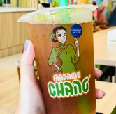 Foto iced lemongrass jelly tea di Madame Chang