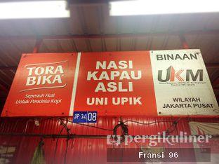 Foto 2 - Interior di Nasi Kapau Uni Upik oleh Fransiscus